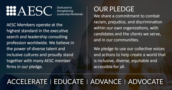 AESC Pledge